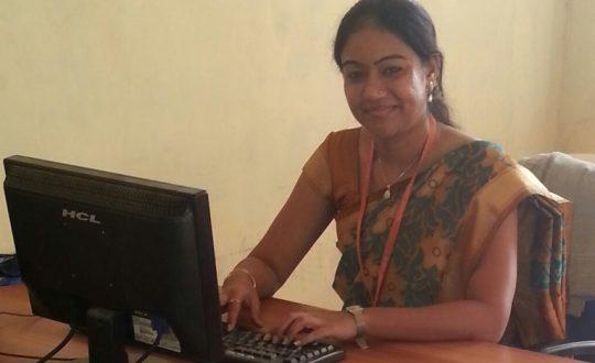 Neha Acharya HOD